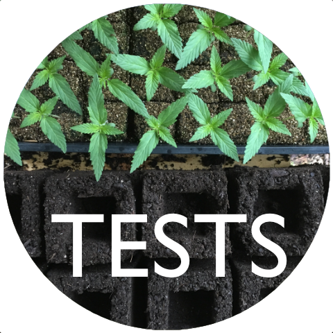 Bravo Botanicals Tests